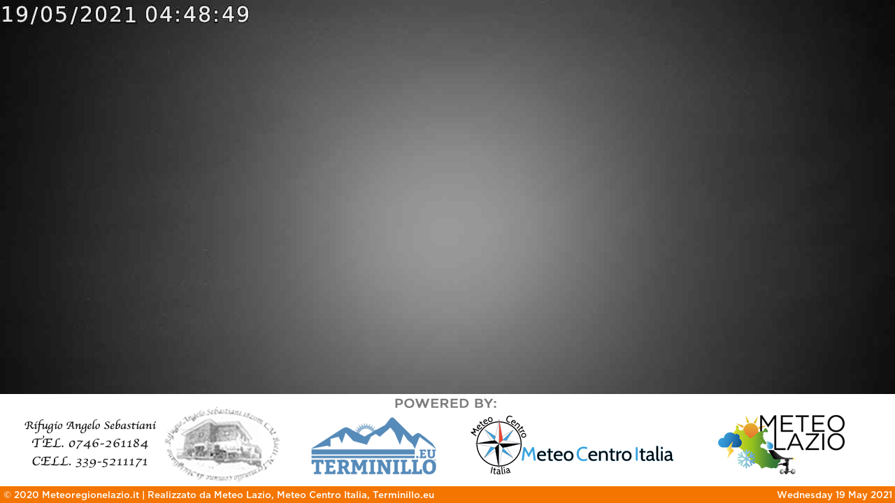 Webcam sul Monte Terminillo (RI)